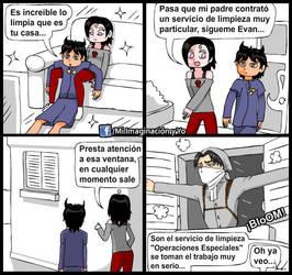 Servicio de limpieza particular by yamilMIYO