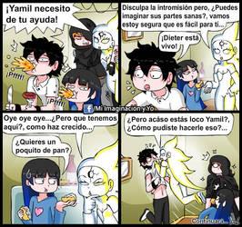 Que diablos hiciste Yamil by yamilMIYO
