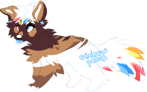 rainbow s'mores (closed) by rainbowpeets