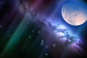 Orion Aurorae by MataHari22