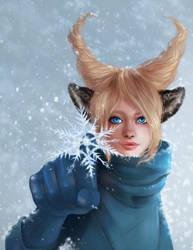 Snowflake by Nidhogge