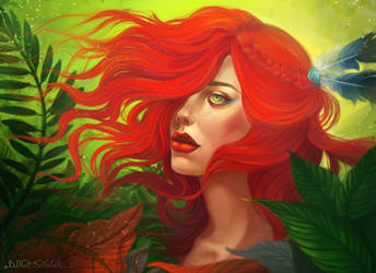 Rainforest Magic by Nidhogge