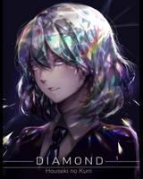 Diamond - Houseki no Kuni by airirinn