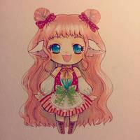 Sugarpuff - Milka by neyokko
