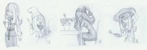 Bunch of Sucys by Siansaar