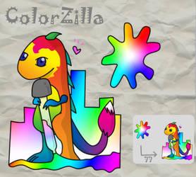 Squiby - ColorZilla by Technikos43