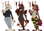 $10 Hyena Adopts (2 AVAILABLE) by AstrooFox