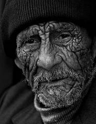Old  Age..... by YuriBonder