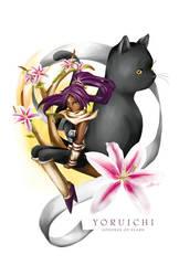 Yoruichi by alicia-lee