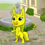 Tried to make Star Butterfly as a pony  by Blaria95