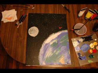 Canvas I by Protothor