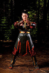Avatar - Prince Zuko by heulangel