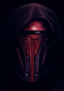 Revan by CeciliaGf