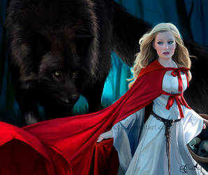 The Big Bad Wolf by CeciliaGf