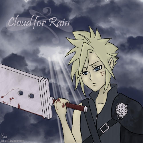 Cloud for Rain by Kei-san77