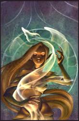 Dragon Dance by giz-art