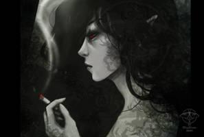 Ashes - Paris in Vitro by giz-art