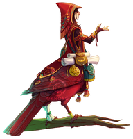Northern Cardinal beeguh [CLOSED] by giz-art