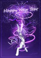Happy New Year by LexiFyrestar