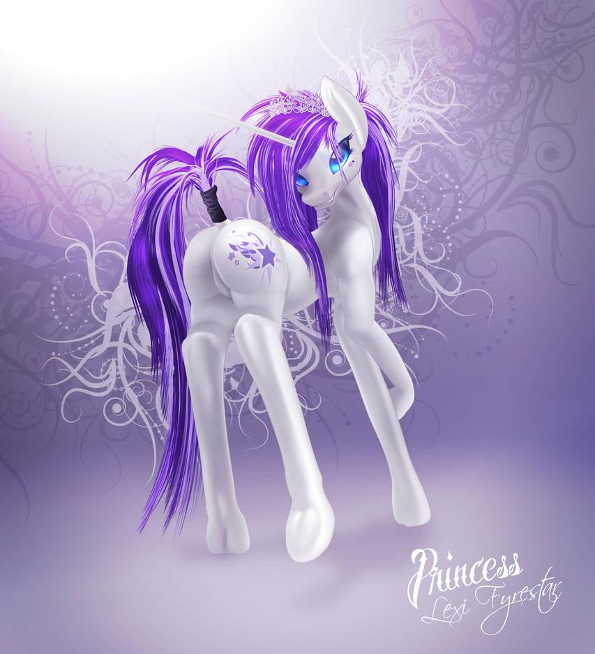 Princess by LexiFyrestar