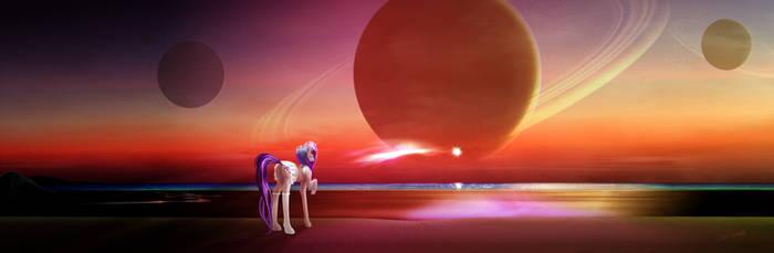 Horizon Star by LexiFyrestar