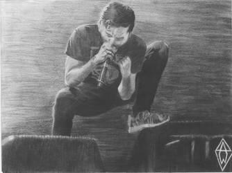 Jeremy McKinnon by Infamouscatforce