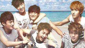 EXO-M Summertime by dangerous-love