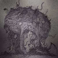 ''Son of Yog Sothoth'' by valleytroll