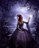 Purple Queen by DenysDigitalArtwork