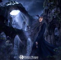 La Fe de Demonia by DenysDigitalArtwork