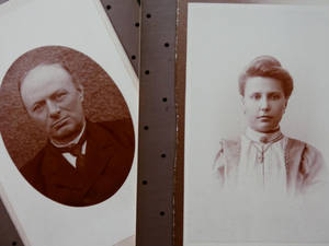 Jacob Hopman and Petronella Bakker by Mouselemur