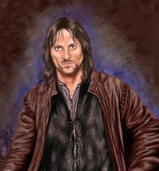 Aragorn by gothika248