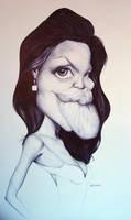 Angelina Jolie by manohead
