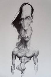 IggyPop by manohead