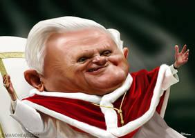 Papa Bento XVI by manohead