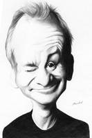 Bill Murray by manohead