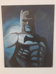 Batman by TheJennaBrown