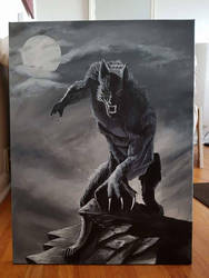 Werewolf by TheJennaBrown