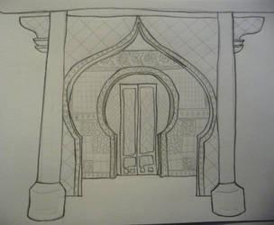 Doorway by Imaginary-Shadow
