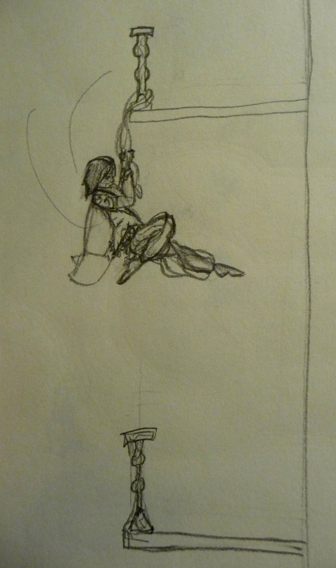 Swinging by Imaginary-Shadow