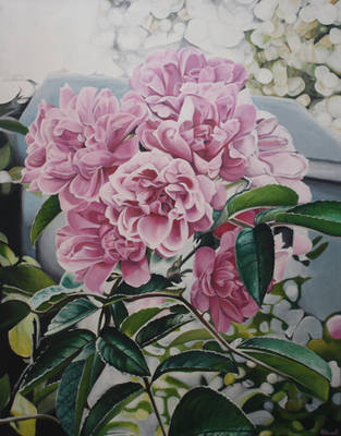 Wild Roses by bcarroll