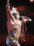 Ultimate Warrior by bcarroll