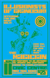 Magician Poster 2 by bcarroll