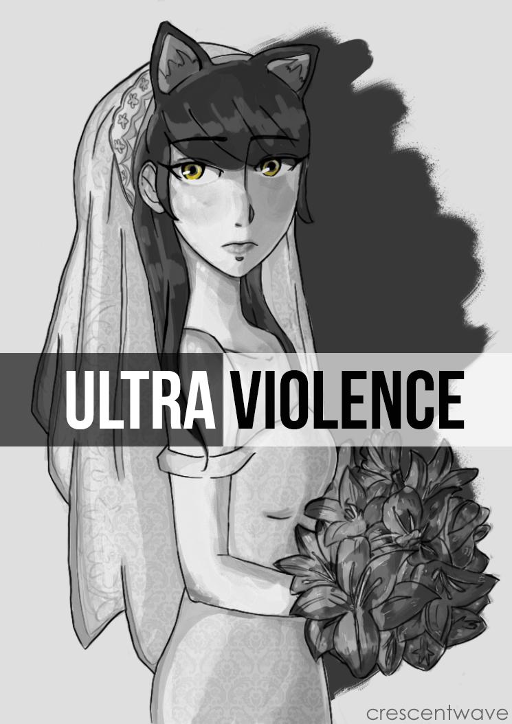 Blake Belladona in Ultraviolence by Obseddiean