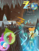 PMD Fallen Earth Chapter 3 | Cave of Life by Skaterblog