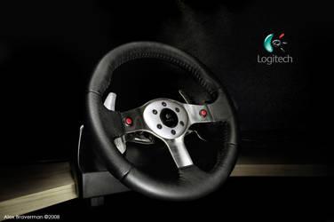 G25 Racing Wheel by braver-art