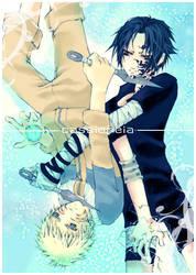 + stalemate : sasuke.naruto by saucywench