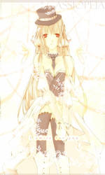 chobits + i smile for you by saucywench