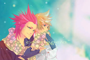 kh2 + time's other place by saucywench