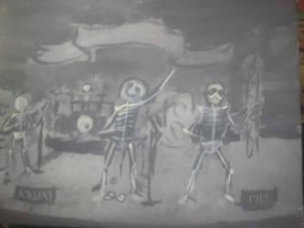 Dead Live by Hamenopi